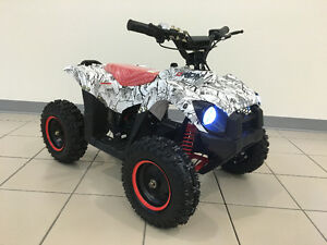 NOUVEAU QUAD 36V APOLLO ORION 2017 $599.99! 514-967-4749