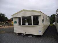 Static caravan 2011 ABI Horizon 36x12 3 Beds £13650.00 plus site fees