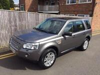 2007 Land Rover Freelander 2 2.2 Td4 Auto HSE LHD LEFT HAND DRIVE French Reg