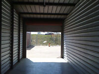 20 X 22 ft unheated warehouse or storage - WEST