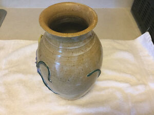 Pei pottery by foster