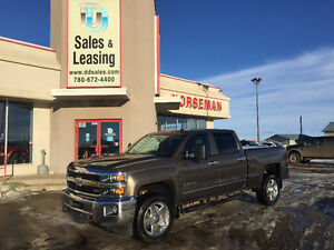 2015 Chevrolet 2500 LTZ 6.0L Gas/Heated & Cooled Seats $47993