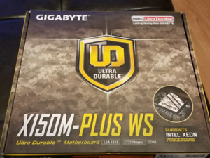 Gigabyte 6th gen Intel motherboard