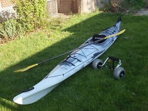 Clearwater Design Gaspe Model 16 foot kayak