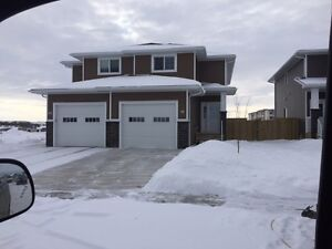 NEW DUPLEX FOR RENT IN LACOMBE