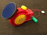 My first Sony FM/AM Radio (1990-91)