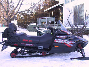 2005 Arctic cat Panther for sale