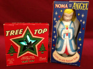 VINTAGE CHRISTMAS TREE TOPPER Windsor Region Ontario image 1