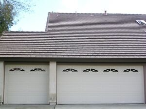 garage door repair and  installations(springs on sale now) Edmonton Edmonton Area image 4