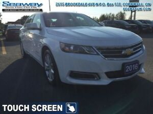 2016 Chevrolet Impala 2LT  - Touch Screen -  Bluetooth -  Power