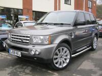 2008 08-Reg Land Rover Range Rover Sport 3.6TD V8 Auto HSE,BIG BIG SPEC,LOOK!!!