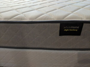 Brand New Queen spring Mattress with box.