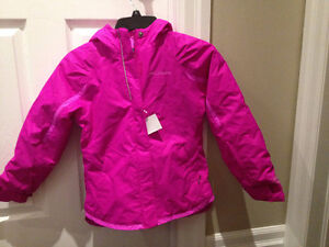 Columbia Girls Winter Coat - Omni-Heat Size 7-8 New with Tags Kitchener / Waterloo Kitchener Area image 1