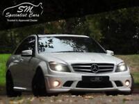 2010 60 MERCEDES-BENZ C CLASS 6.2 C63 AMG 4D AUTO 451 BHP PPP