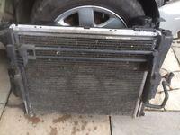 Bmw 318i e46 radiator