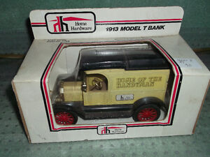 Home Hardware #1 Truck Bank