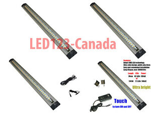 KITCHEN CABINET TOUCH LED BARS/LINKABLE HIGH QUALITY/ CLEARANCE!