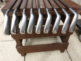 Hippo IQ Irons 3-PW, Excellent condition golf clubs!