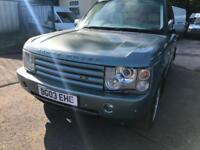 Land Rover Range Rover 4.4 V8 auto 2003MY HSE