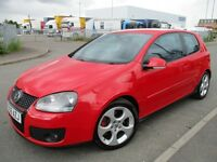 Volkswagen Golf 2.0 TFSI GTI 3dr (red) 2006