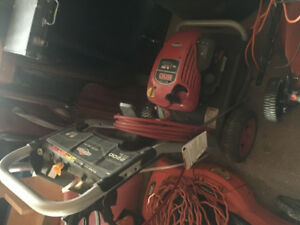 Briggs and Stratton power washer