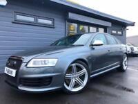 Audi RS6 5.0TFSI V10 quattro Tiptronic **Carbon Pack - Alpaca Leather - FSH**