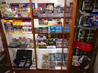 MASSIVE RETRO VIDEO GAME ETC SALE OTTERVILLE SAT. AUG. 27!