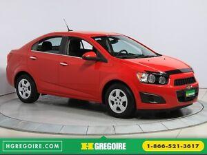 2012 Chevrolet Sonic LT AUTOMATIQUE A/C BLUETHOOT