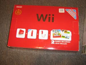 console de jeux wii