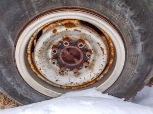 Used 8-Lug Truck Rim