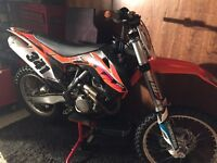 KTM 350 2014 £3200 only 50 hours from new bike is mint