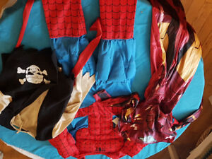 Halloween costumes - all three for $10.00