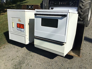 Kenmore Washer & Kenmore Electric Stove For Sale