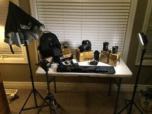 COMPLETE NIKON D7100 PACKAGE Cambridge Kitchener Area image 4