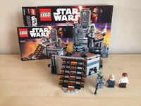 Star Wars Lego Carbon Freezing Chamber75137