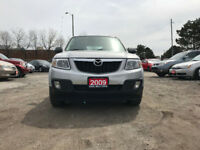2009 Mazda Tribute GX I4 SUV,Accident Free/Fully Certified/6Mont Mississauga / Peel Region Toronto (GTA) Preview