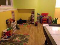 Garderie milieu familiale Grande-Digue