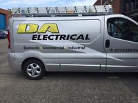 Qualified reliable electrician for all sizes of jobs