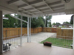 Best location, prime Southside 3 bed main floor attached garage