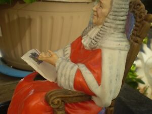 "Royal Doulton Figurine - "" The Judge "" HN2443 Kitchener / Waterloo Kitchener Area image 6"