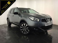2014 NISSAN QASHQAI +2 360 DCI 7 SEATS DIESEL 1 OWNER SERVICE HISTORY FINANCE PX
