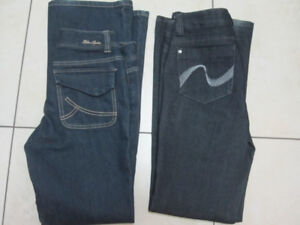 Boot Cut Jeans - Size 4, 5 and 28 Waist - great shape