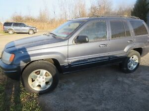 2001 Jeep Grand Cherokee SUV, Crossover Sarnia Sarnia Area image 1