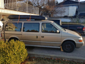 1991 Dodge Grand Caravan Minivan, Van