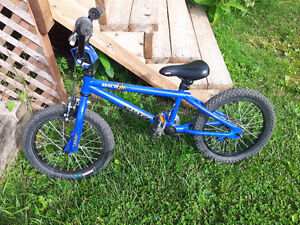 "16"" GT Mach 1 JR bmx bike"