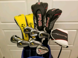 Full Taylormade/Ping set for Tall Guys