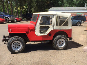 1955 WILLY'S JEEP