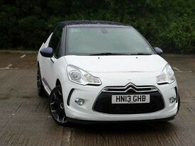 DS3, 1.6 e-HDi 110 Airdream DSport Plus 3dr