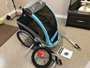 Everyday Double Child Bike Trailer