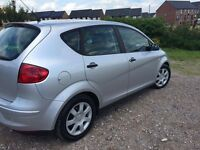 SEAT ALTEA 1.9 TDI SALE OR SWAP £1000 ONO OPEN TO OFFERS